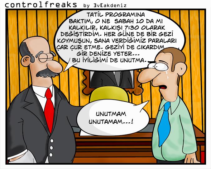 Control Freak tatil_2
